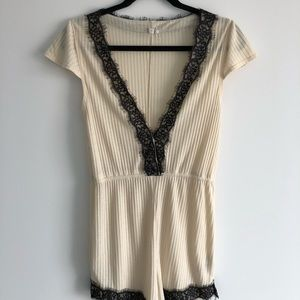 Out from Under Lounge Romper